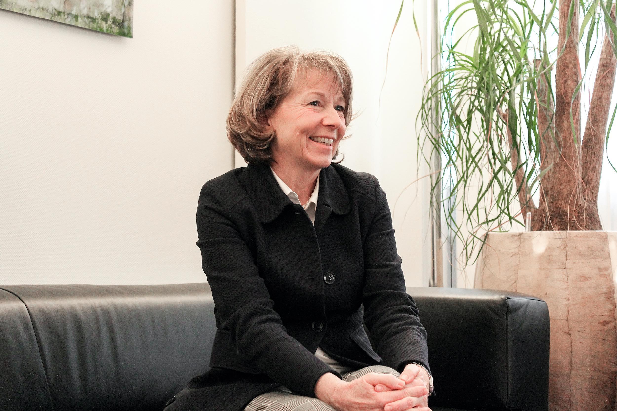 DP an de Gemengen FCCD Martine Dieschbourg