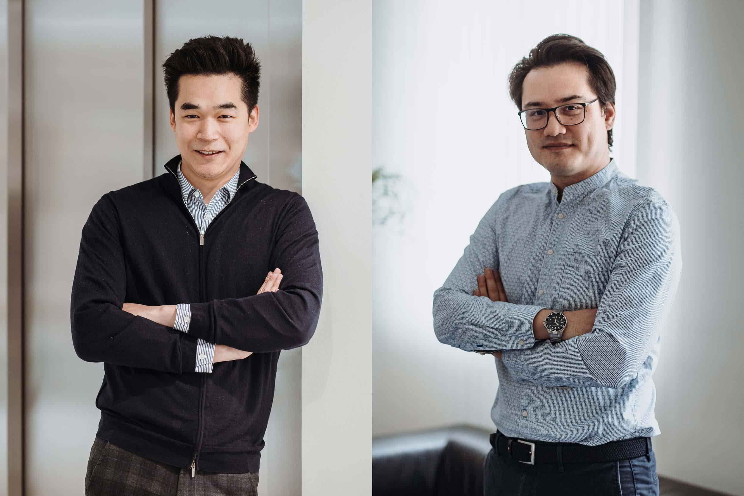 Dali Zhu & Alex Flammant
