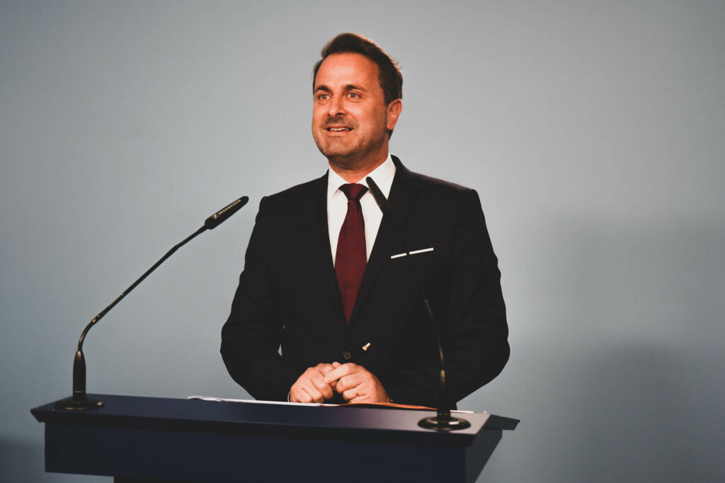 Digitalkongress 2020 - Xavier Bettel