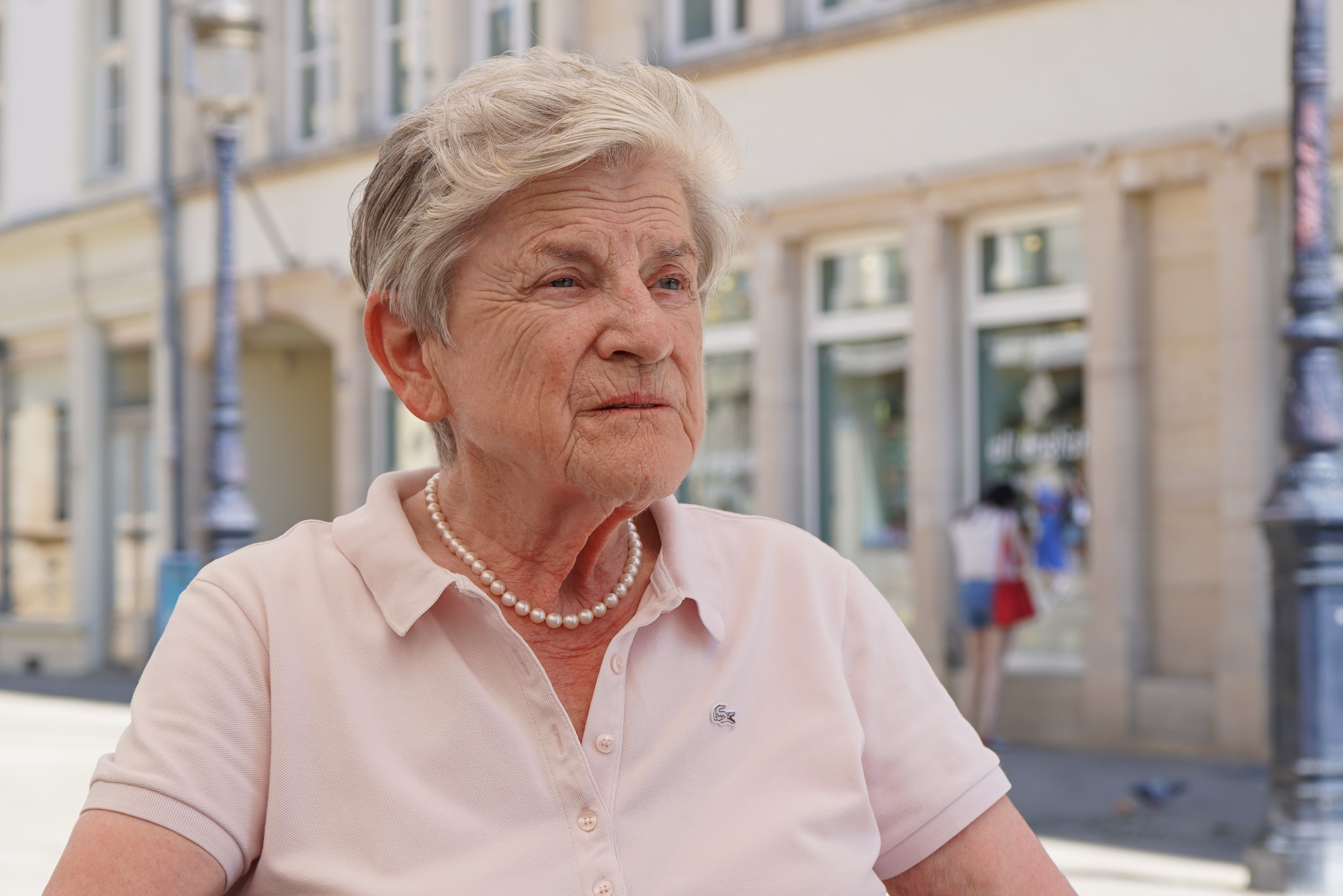 Eis Geschicht Colette Flesch