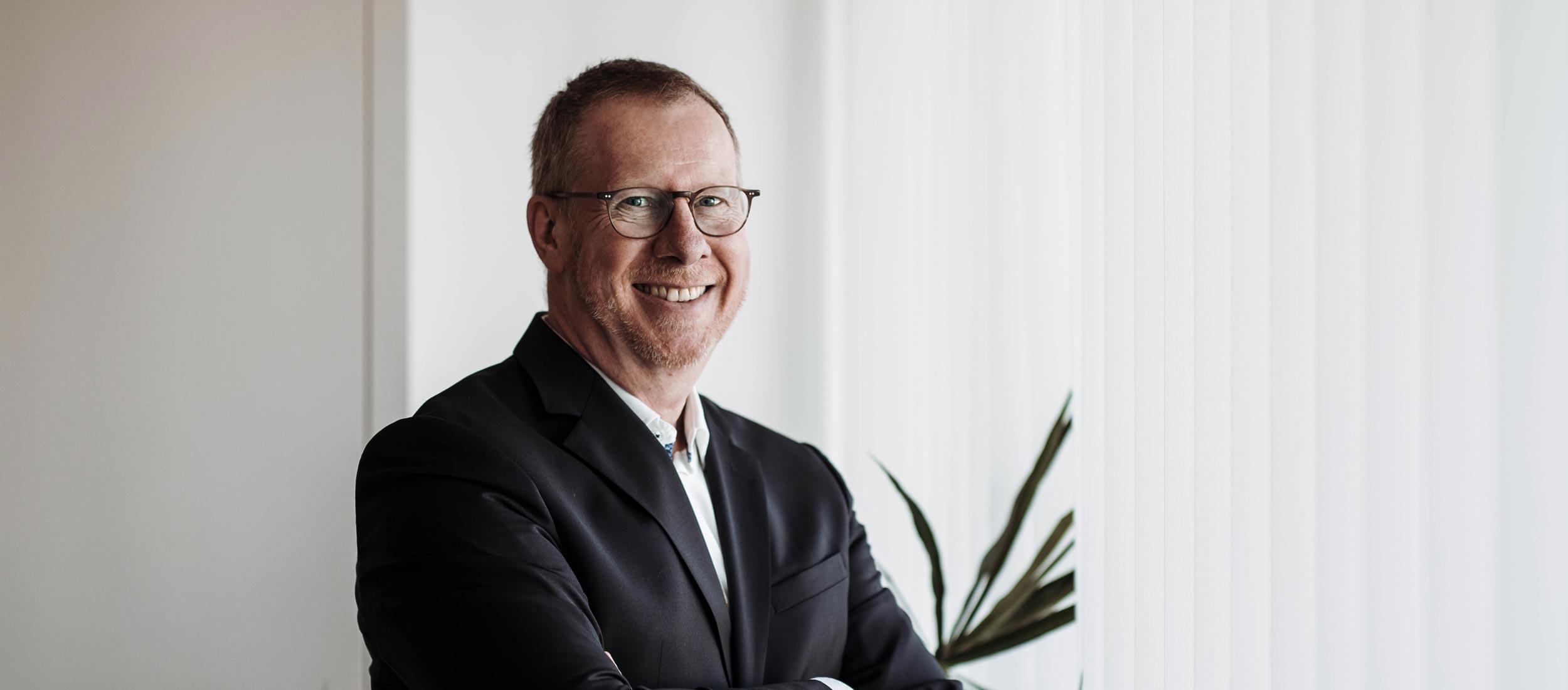 Patrick Michels - President DP-Zentrum
