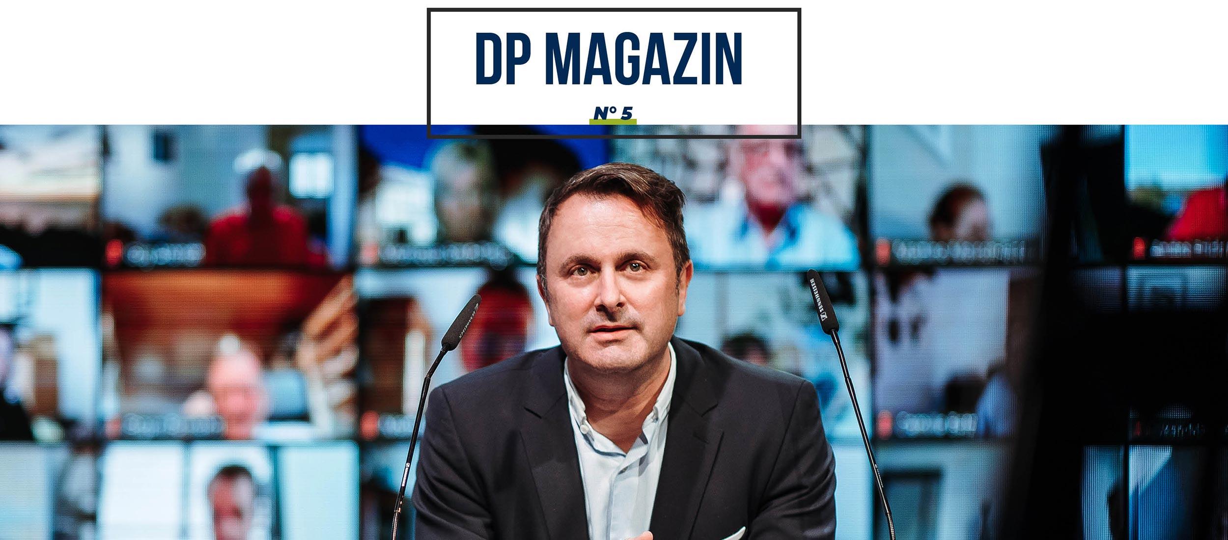 DP Magazin 5 Title