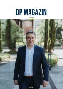 Magazin 6 Cover
