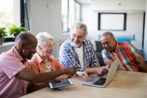 Senioren an drëtten Alter