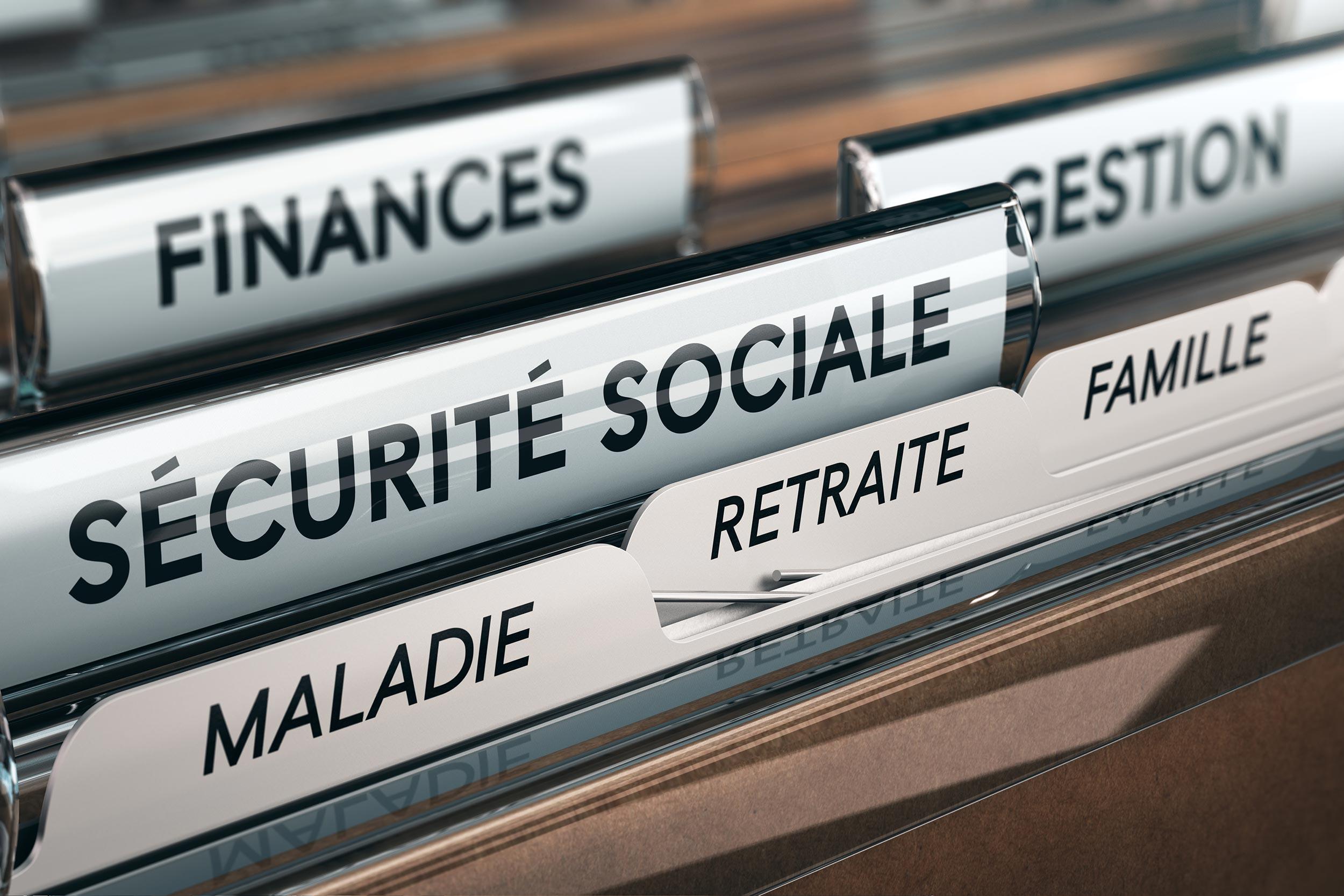 Sozial Ofsécherung