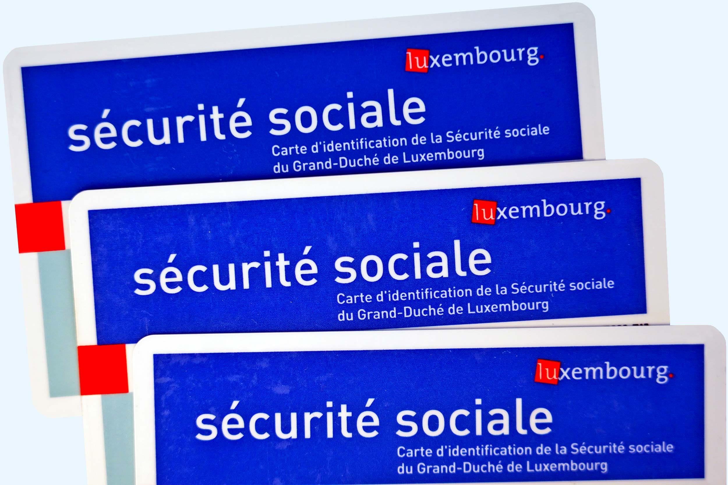Sozialversécherung Lëtzebuerg